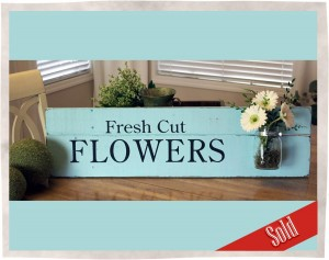 Fresh-Cut-Flowers-Sign-with-Mason-Jar