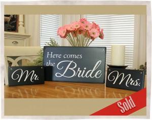 Wedding-signs-black
