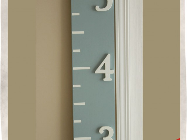 Growth Chart in Blue
