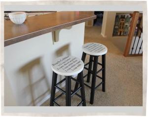 Kitchen Eating bar stools